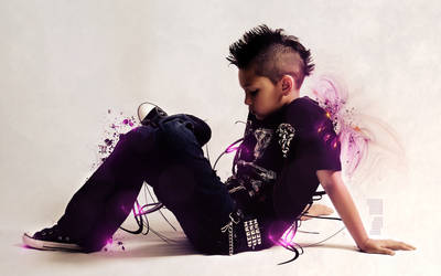 Rocker by mio188