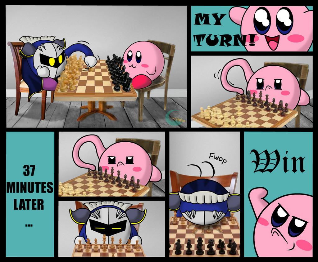 Meta Knight And Kirby Comics Kirby and Meta Knight ...