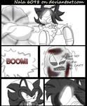Sonamy: I love you comic page 140