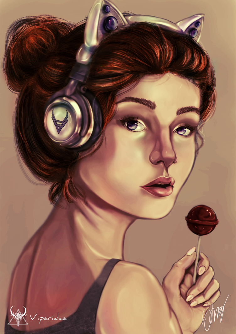 Lollipop by ViperidaeGraphics