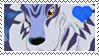+Garurumon Stamp+