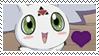 +Calumon-Culumon Stamp+ by Blackgatomon