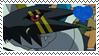 +Raidramon-Lightdramon Stamp+