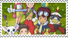 +Digimon Zero Two Stamp+