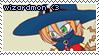 +Wizardmon Stamp+