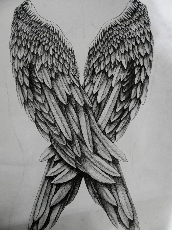 angel wings by andy deviantart on deviantart. Black Bedroom Furniture Sets. Home Design Ideas