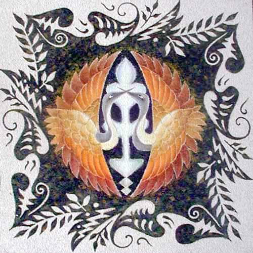 Twin Phoenix by Atlasrising