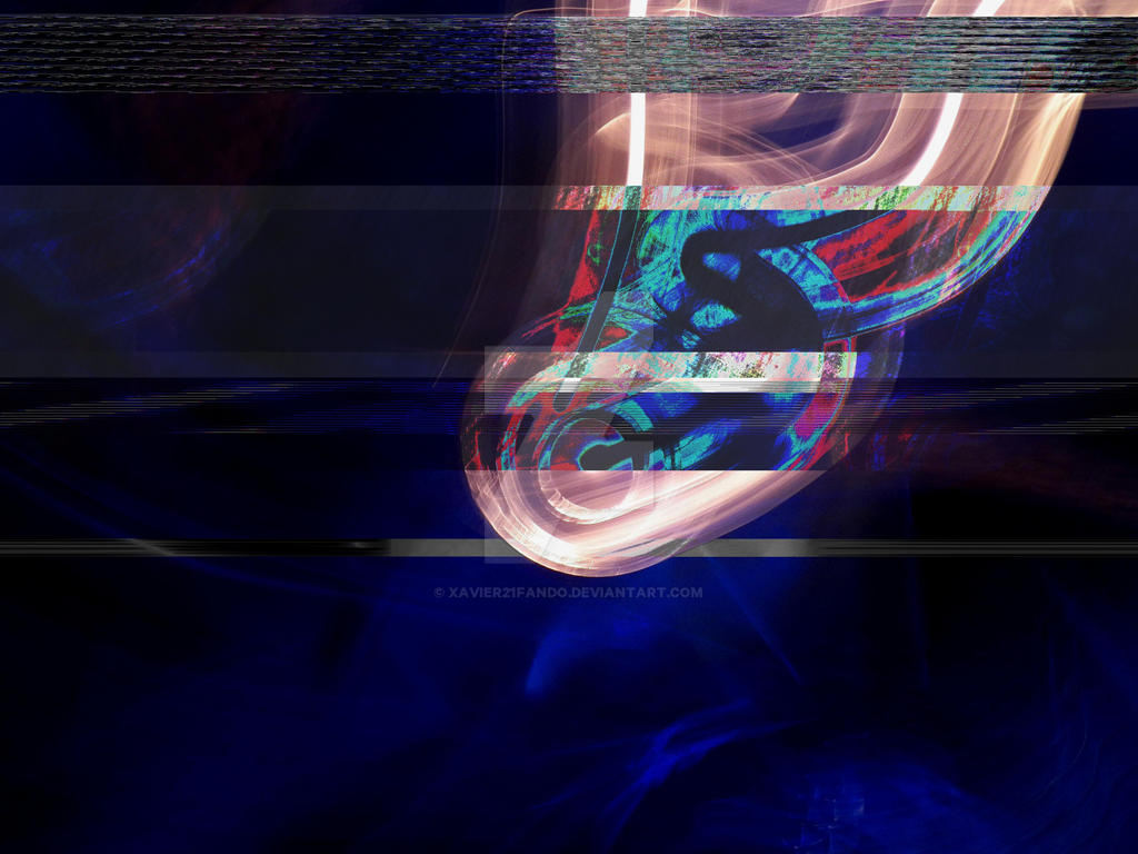 Tech I Unda by xavier21fando