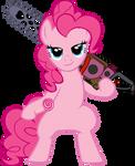 Lollipop Chainsaw Pinkie Pie Edition