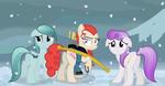 Bad Future - The Crystal Ponies