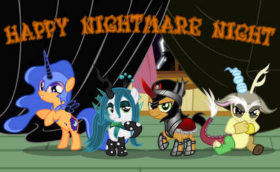 From the cutest little villains you ever did see by Astringe