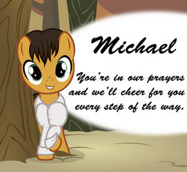For Michael Morones
