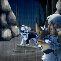 i am a storm stuck in a cloud by sapphicafe