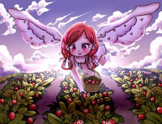 Strawberry Field by kenryi
