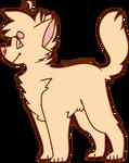 Doge Lineart F2U