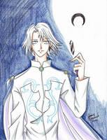 Innocent Diamond by AnimeJanice