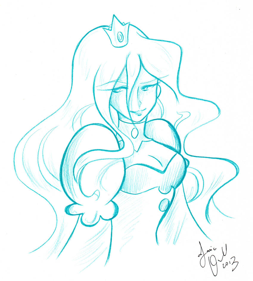 Adventure Time Anime Ice Queen by AnimeJanice on DeviantArt