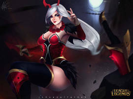 katarina blood moon
