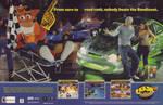 Crash Nitro Kart print ad