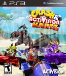 (Fake Boxart) Crash and Activision Kartz