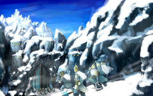 dragonstale by raqsonu