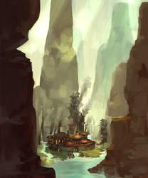 Ceimadruh by raqsonu