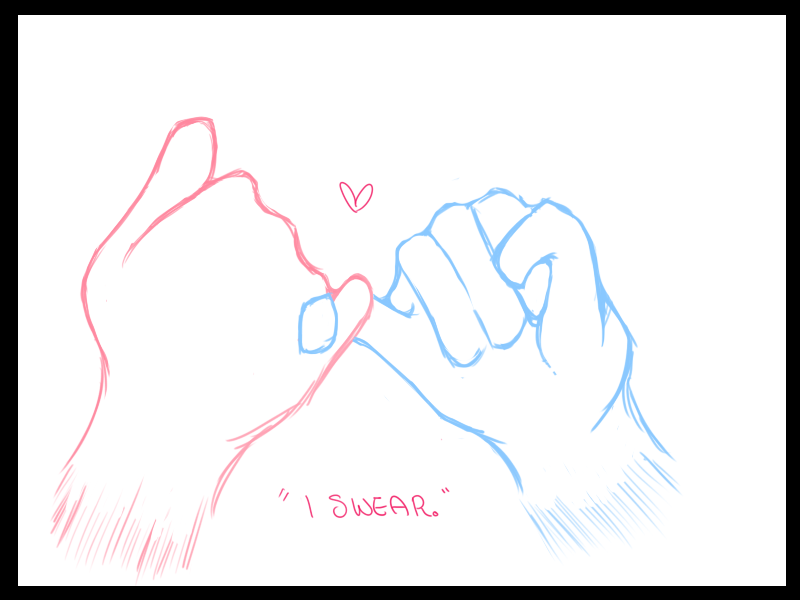 pinky swear by salazarfalcon on deviantart