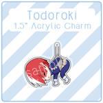 Todoroki Acrylic Charm