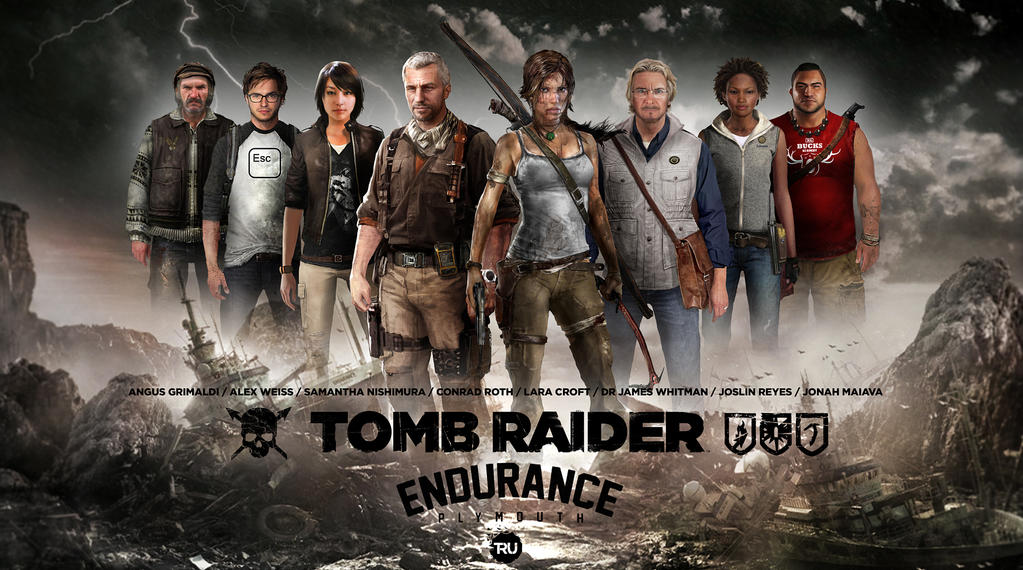 Endurance Surviving Crew by LoiccoiL