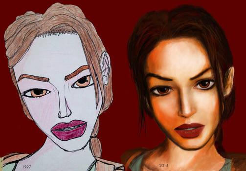 Lara's Portrait