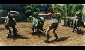 Lara vs Raptors