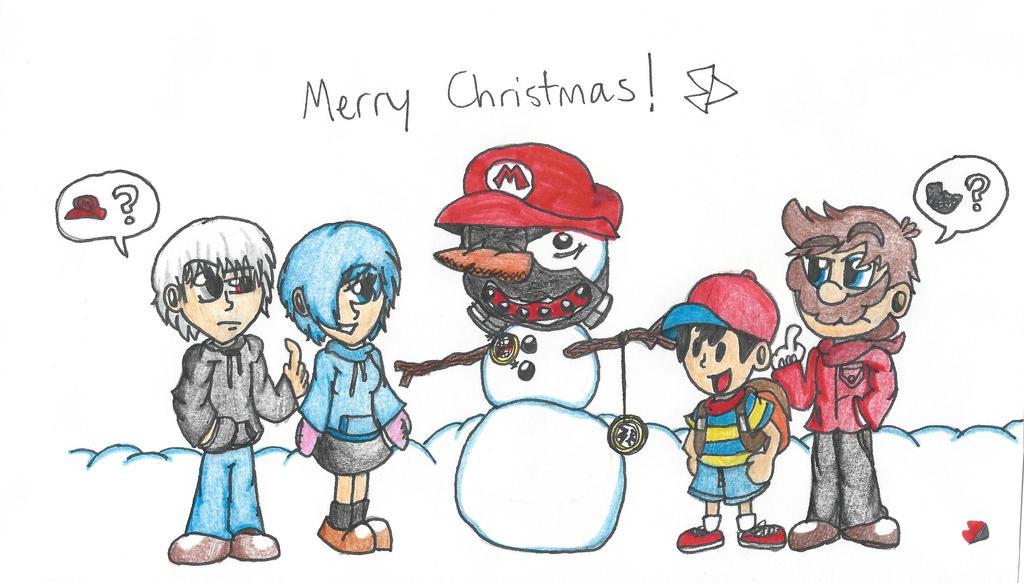 Merry Christmas 2015! by DarkBonesHT