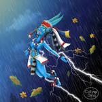 Tlaloc - God of Rain
