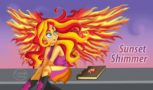 Equestria Girls - Sunset Shimmer