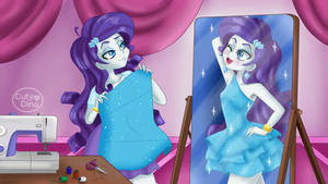 Equestria Girls - Rarity