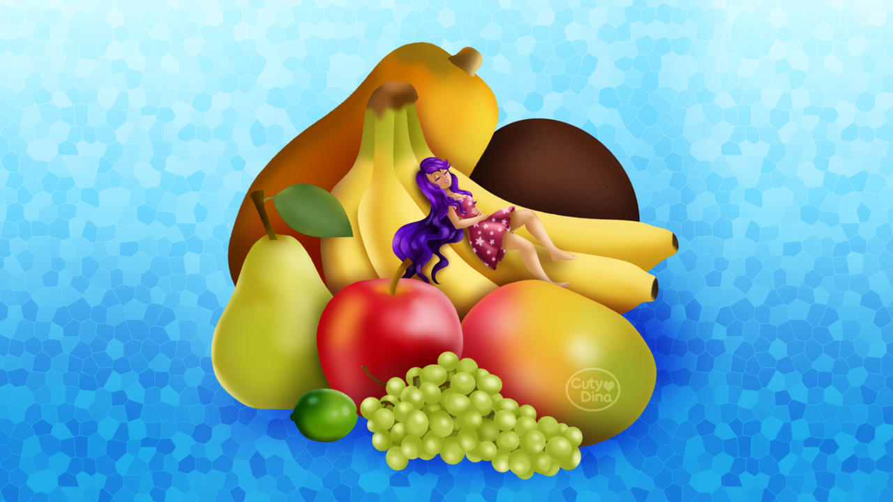 Sleeping Fruits