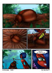 Avi the wasp: Page 1