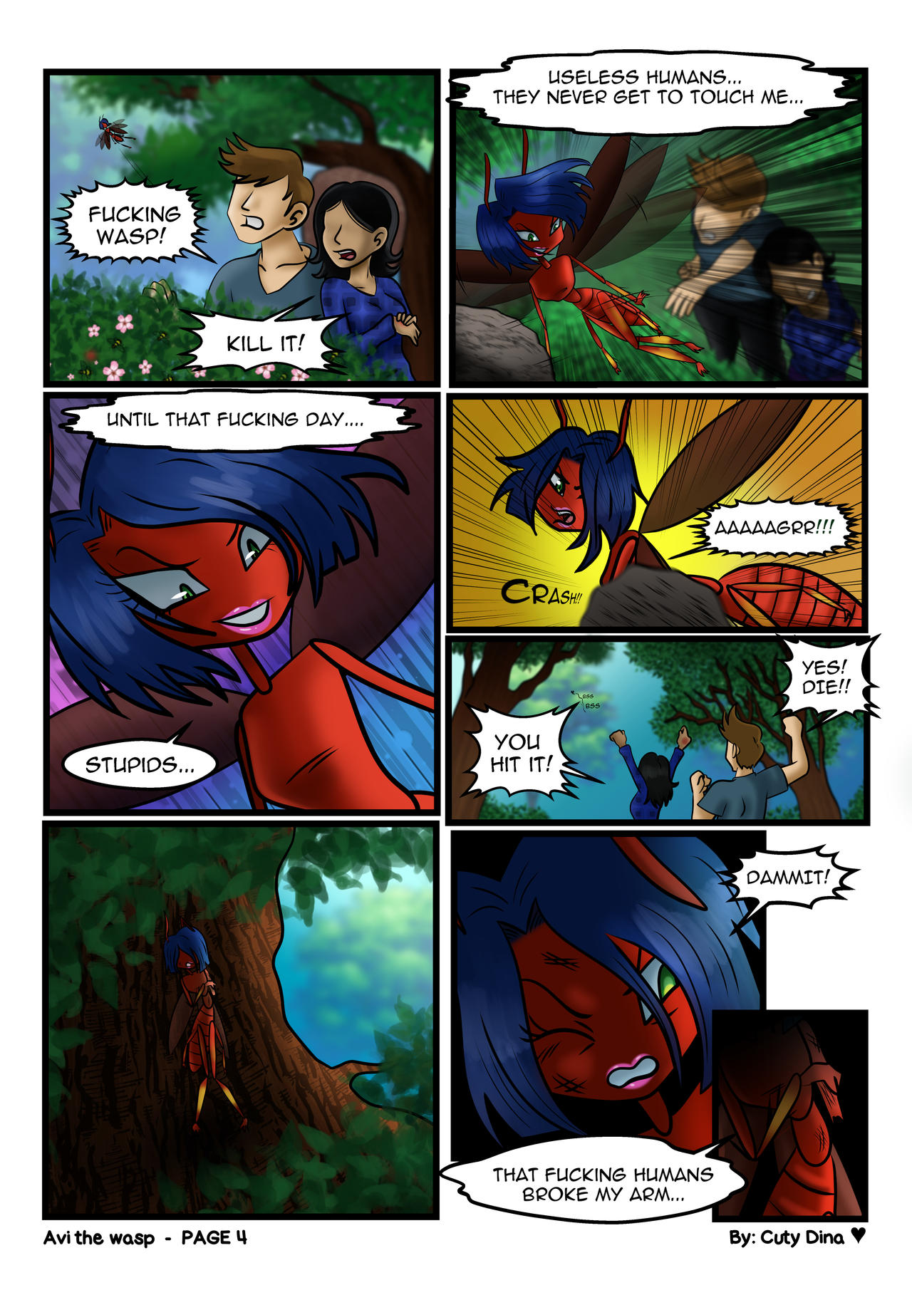 Avi the wasp - Page04
