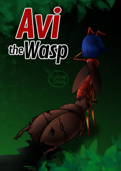 Avi the Wasp - Cover