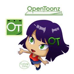 OpenToonz Chibi
