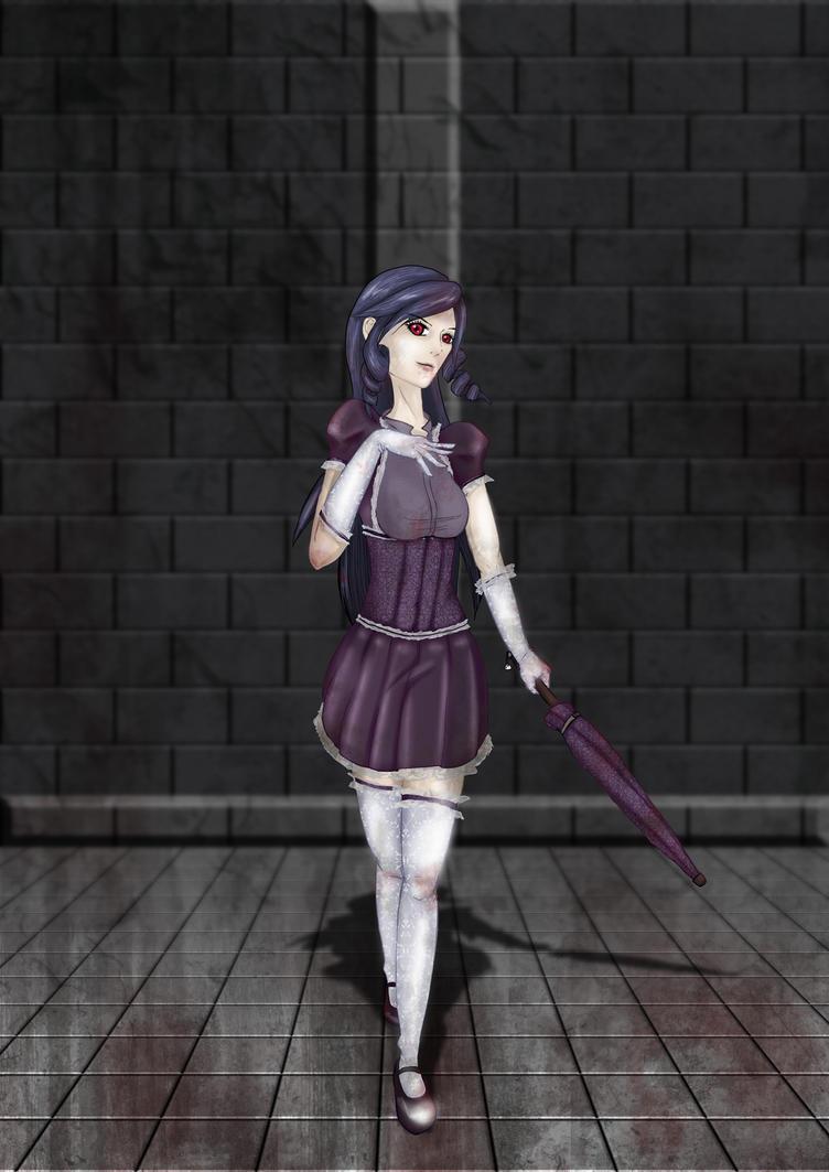 Kuroi Kaon: Anima Beyond Fantasy by GlauG