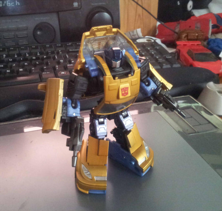 Goldbug! by GlauG