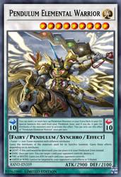 Pendulum Elemental Warrior by zaziuma