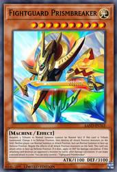Fightguard Prismbreaker by zaziuma