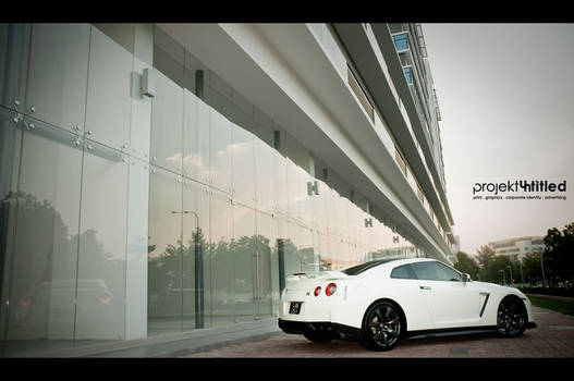 Nissan GTR 005
