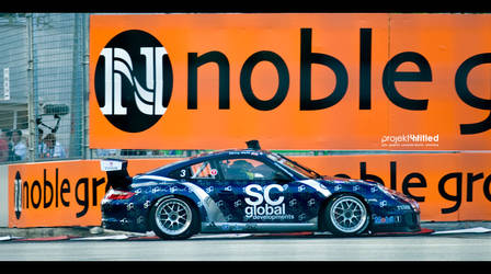F1 Singapore GP 2009 - 001 by solace69