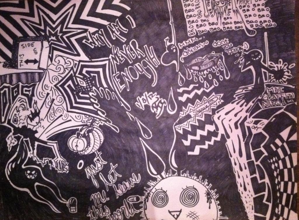Insomnia by XPvalkyrieXD