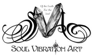 Soul Vibration Art Logo Design by SoulVibrationArt