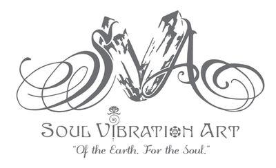 Soul Vibration Art LOGO Vector Tshirt Design by SoulVibrationArt