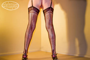 Black Stockings 14 by Nylorism